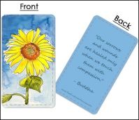 sunflower card 1